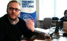 In Warschau bei der Friedrich-Ebert-Stiftung